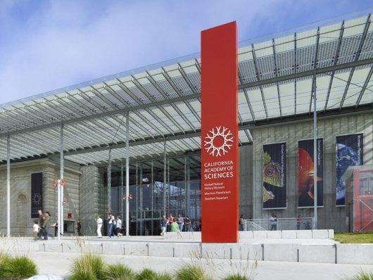 ✅ Academy of Sciences in California - Data, Photos & Plans