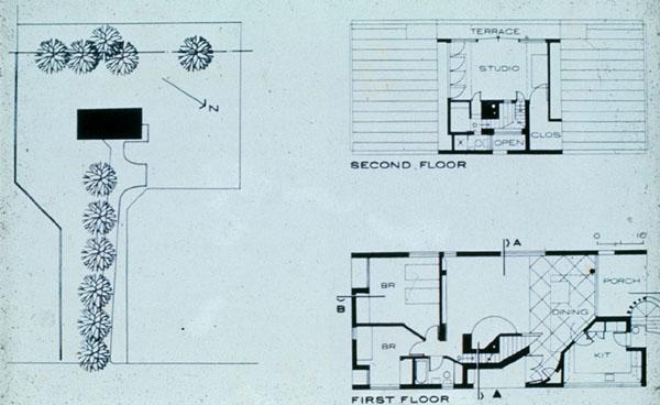 ✅ Vanna Venturi House - Data, Photos & Plans - WikiArquitectura on