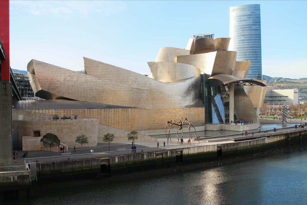 Guggenheim Museo.Museo Guggenheim Bilbao Frank Ghery Wikiarquitectura 003