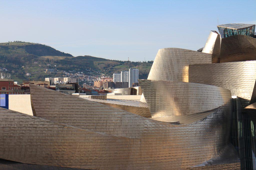 Guggenheim Museo.Museo Guggenheim Bilbao Frank Ghery Wikiarquitectura 012