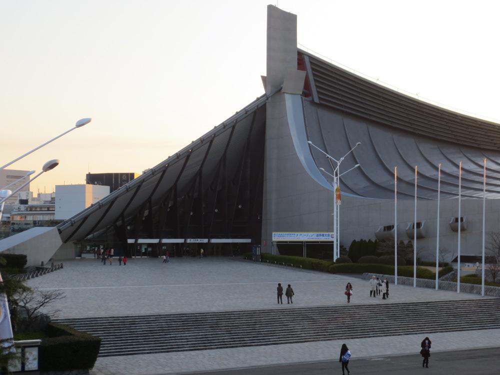 Yoyogi National Gymnasium figure skating jnats2019 introduzione