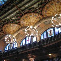 ✅ Palace of Catalan Music - Data, Photos & Plans