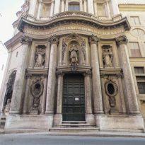 San Carlo Alle Quattro Fontane Data Photos Plans