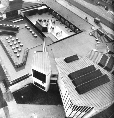 Wolfsburg Cultural Center Data Photos Amp Plans