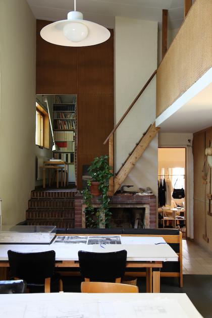 Alvar Aalto Studio And Home Data Photos Amp Plans