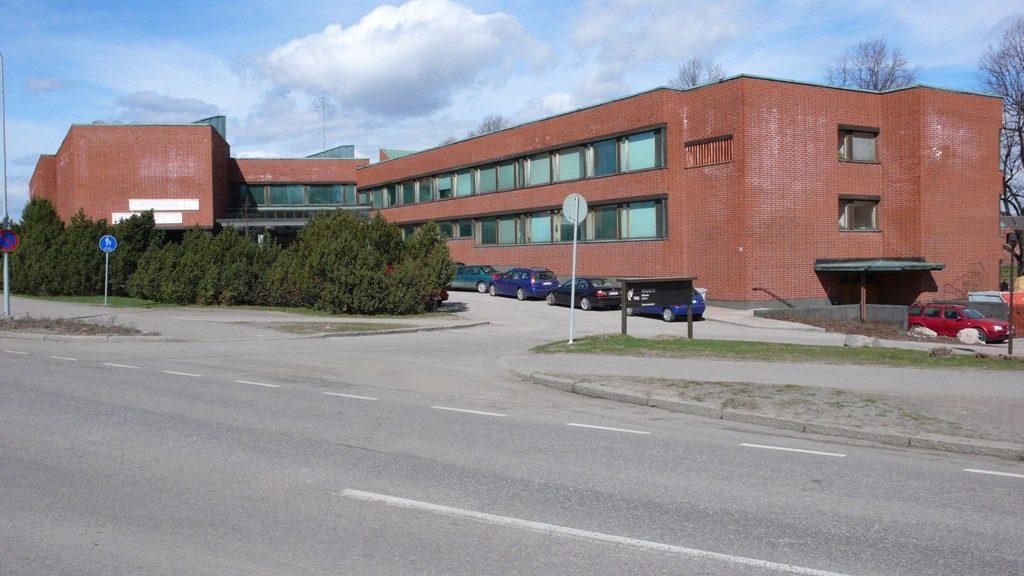 Polytechnic University of Helsinki - Data, Photos & Plans - WikiArquitectura