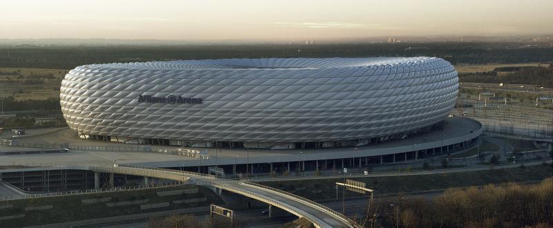 Allianz arena data photos plans wikiarquitectura photos malvernweather Gallery