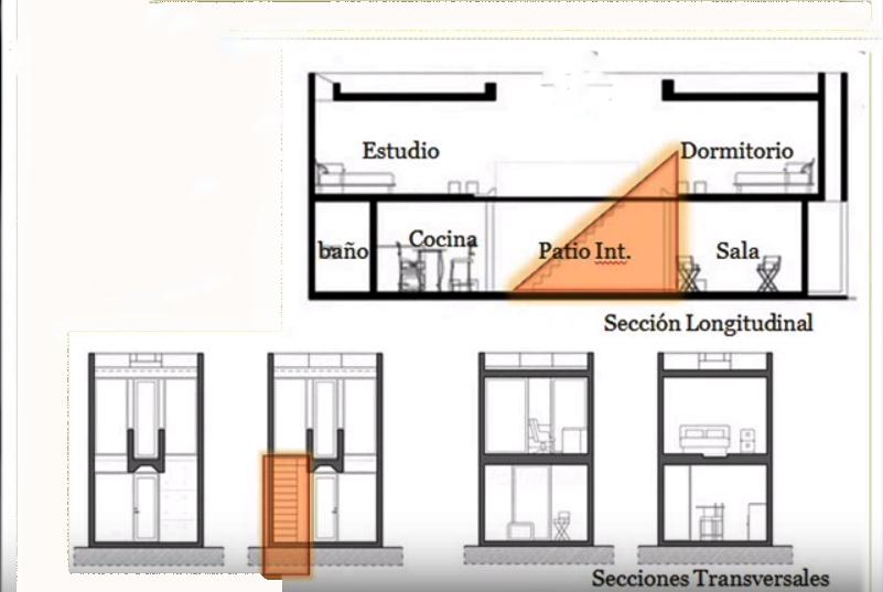 azuma house - row house