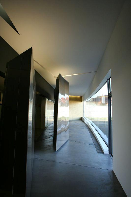 vitra fire station - data  photos  u0026 plans