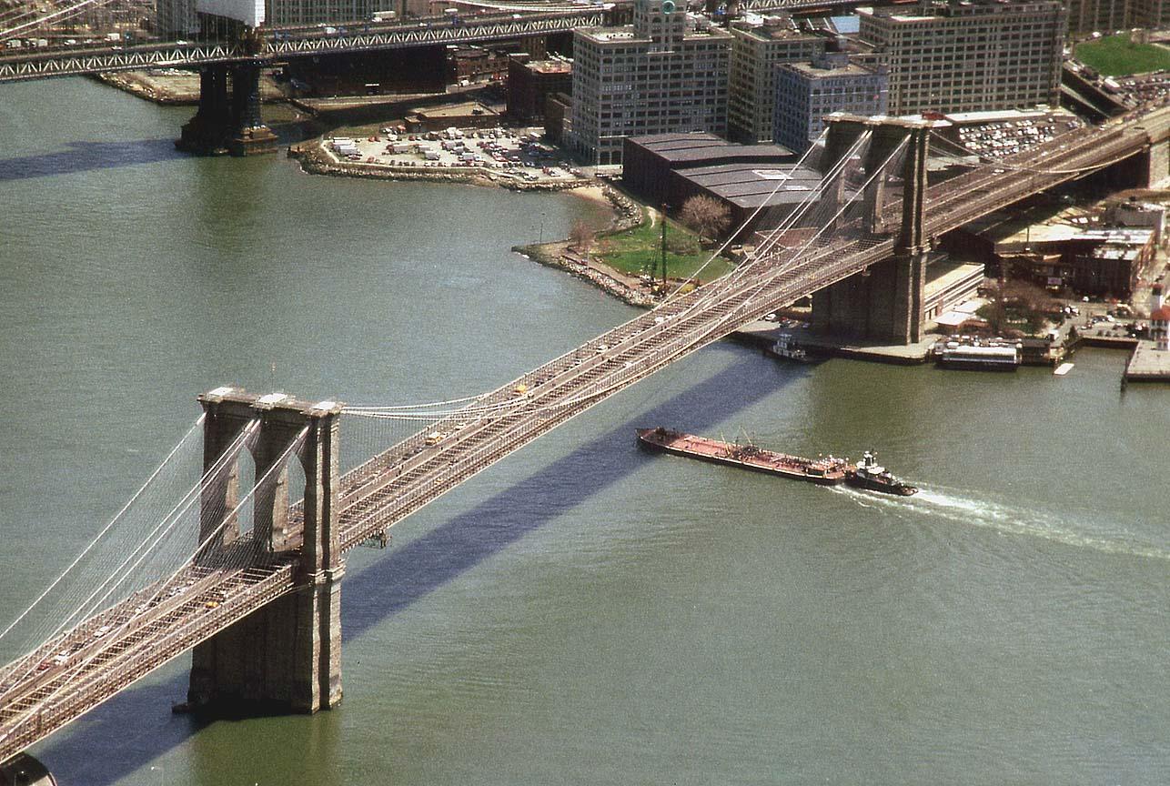brooklyn bridge data photos plans wikiarquitectura. Black Bedroom Furniture Sets. Home Design Ideas