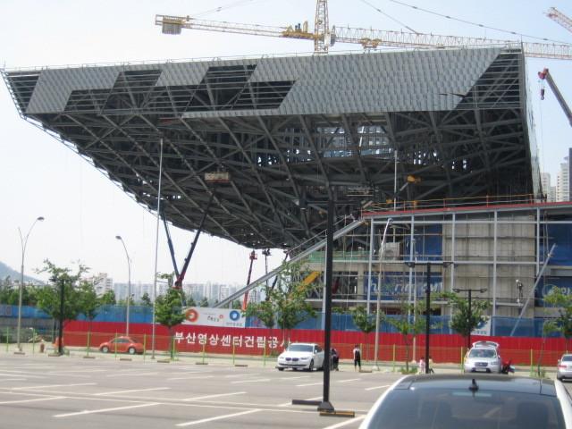 Cinema Center busan cinema center data photos plans wikiarquitectura