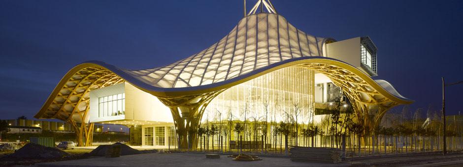 Centre Pompidou Metz Data Photos Amp Plans Wikiarquitectura