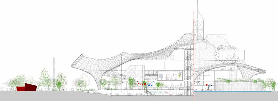 Pompidou Section