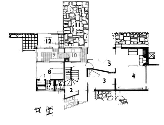 gropius house - data  photos  u0026 plans
