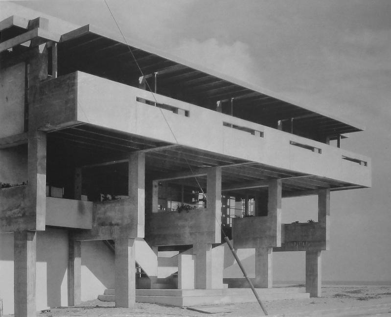 lovell beach house - data, photos & plans - wikiarquitectura