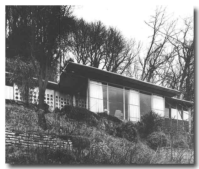 Prouv house data photos plans wikiarquitectura - Maison jean prouve nancy ...
