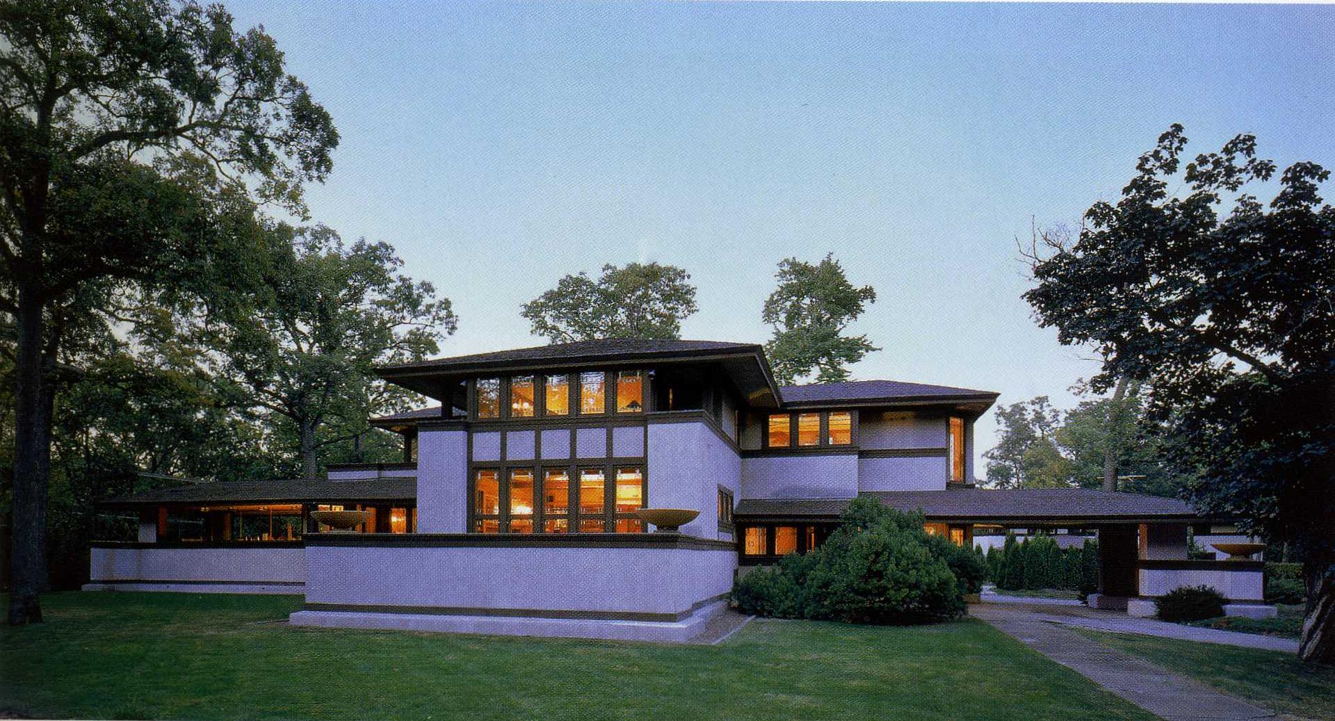 Ward w willits house data photos plans - Casa y decoracion ...