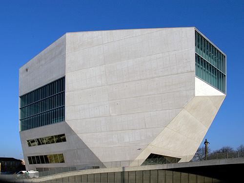 Casa da musica in porto data photos plans for Cassa musica