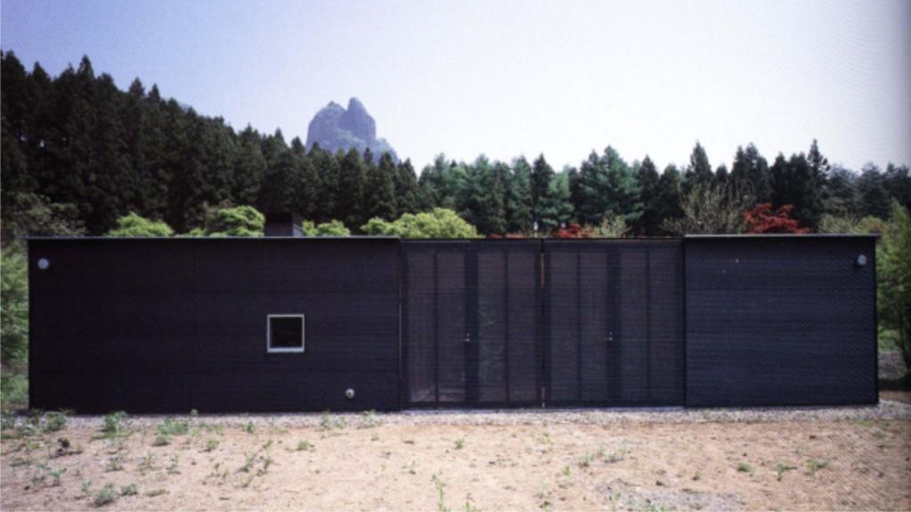 Weekend house data photos plans wikiarquitectura - Casa de fin de semana ...