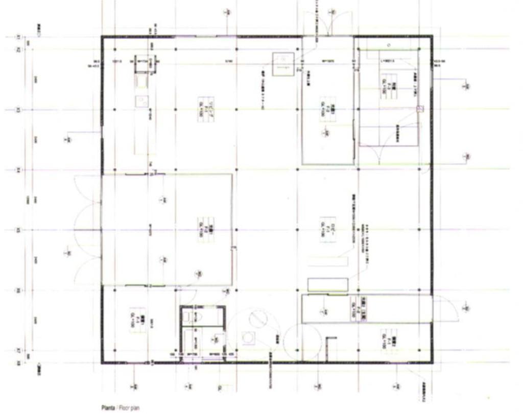 Casa de fin de semana plano 2 wikiarquitectura - Casas para fines de semana ...
