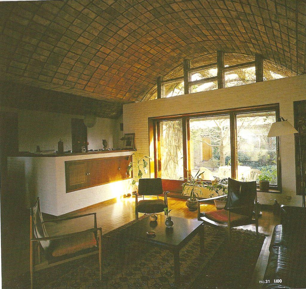 Dieste house data photos plans wikiarquitectura for Casas de muebles en uruguay