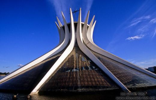 Brasilia Cathedral - Data, Photos & Plans - WikiArquitectura