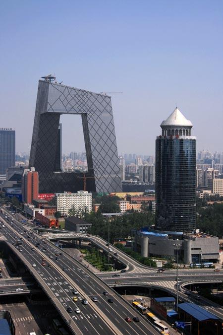 BEIJING | CCTV Headquarters | 234m | 54 fl | Com - SkyscraperCity