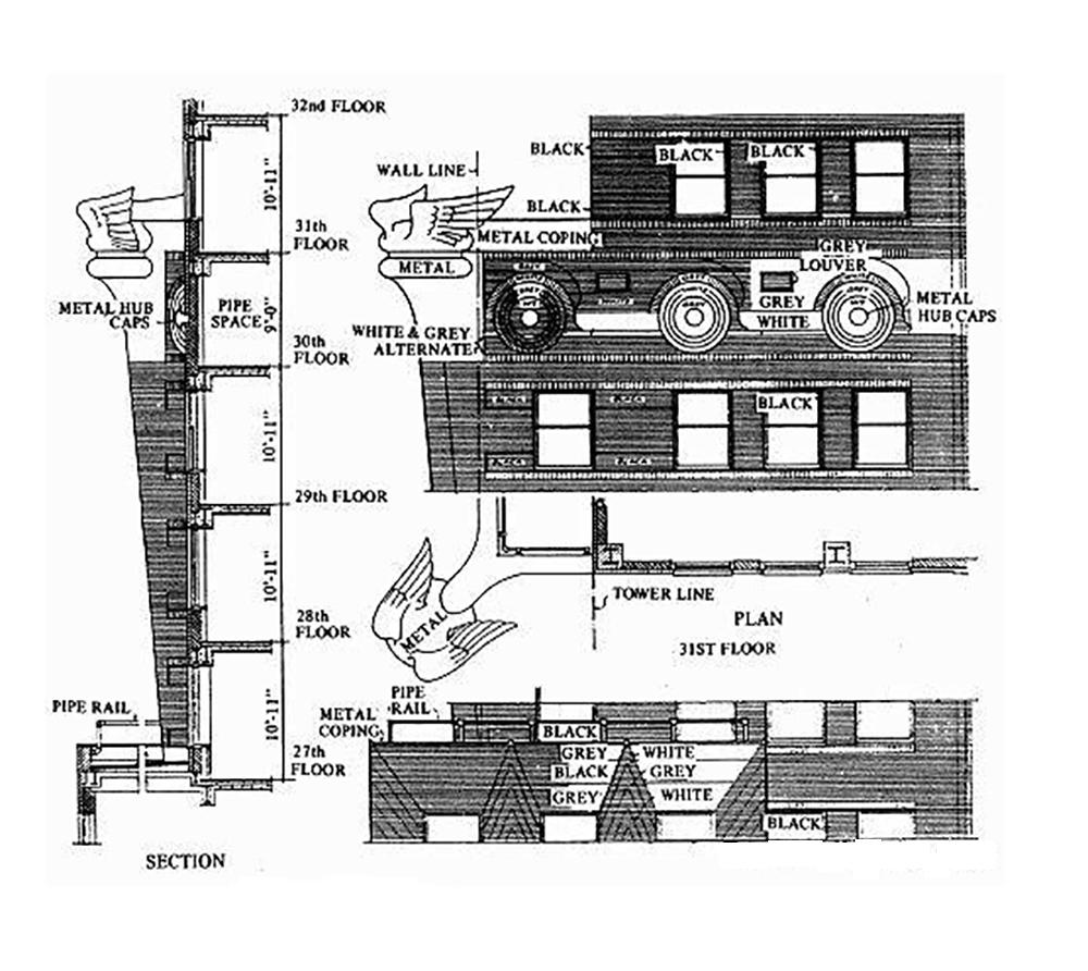 ✅ Chrysler Building - Data, Photos