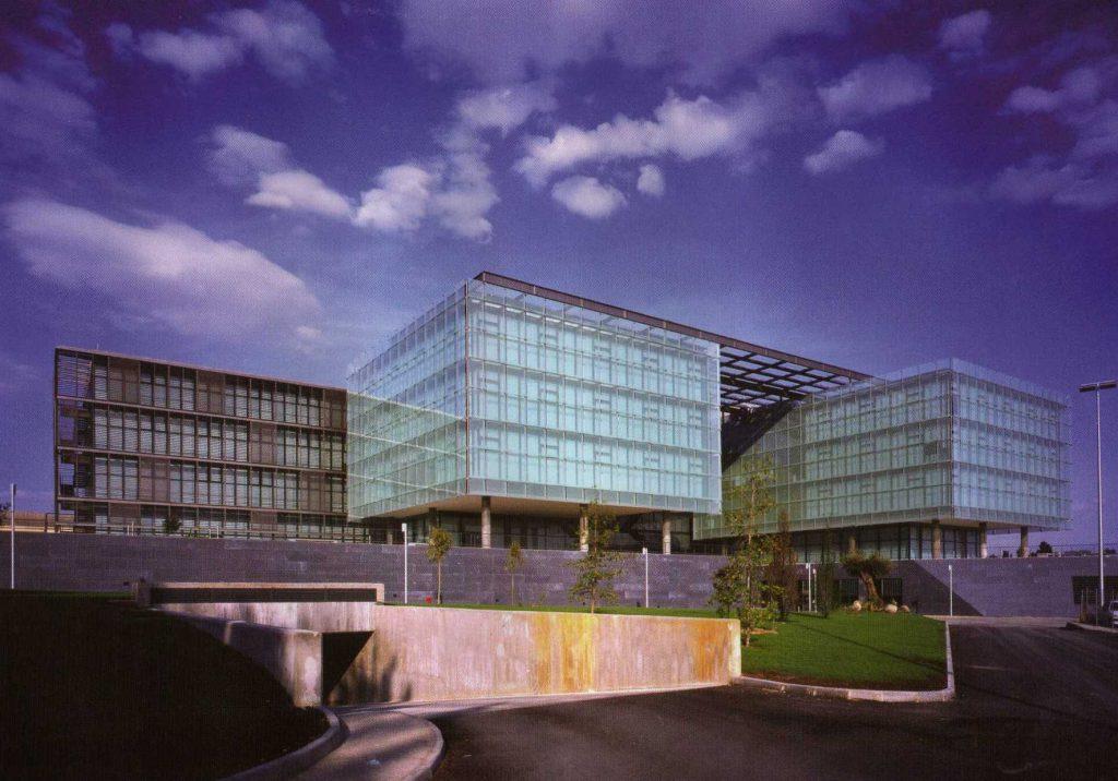 Airbus Building In Getafe Data Photos Amp Plans