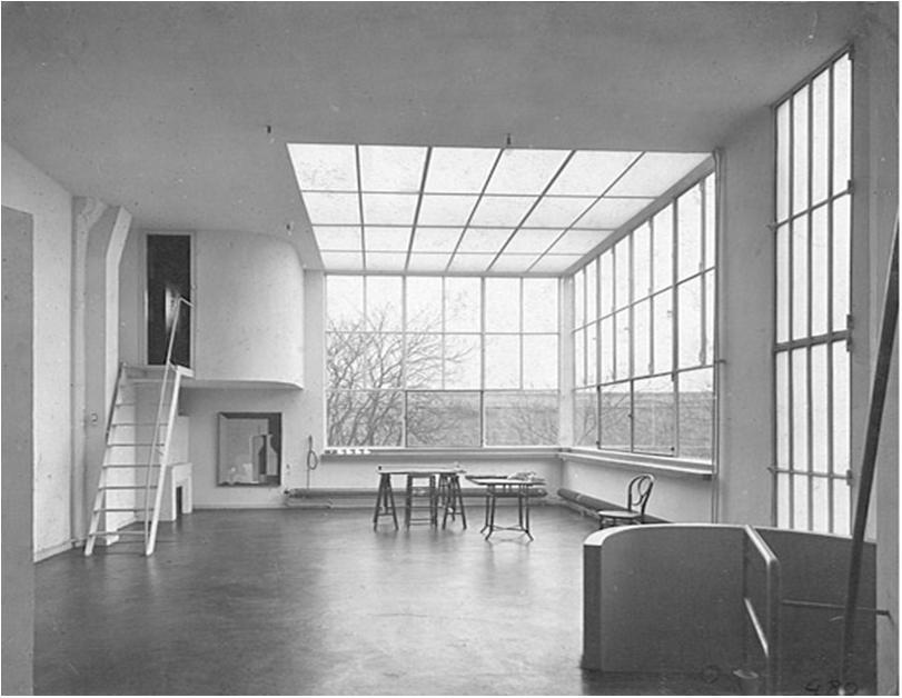 ozenfant house data photos plans wikiarquitectura. Black Bedroom Furniture Sets. Home Design Ideas