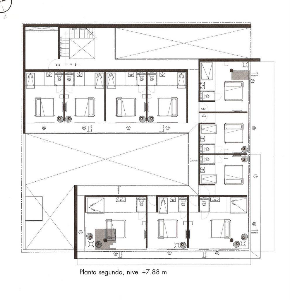 Basic Hotel Data Photos Amp Plans Wikiarquitectura