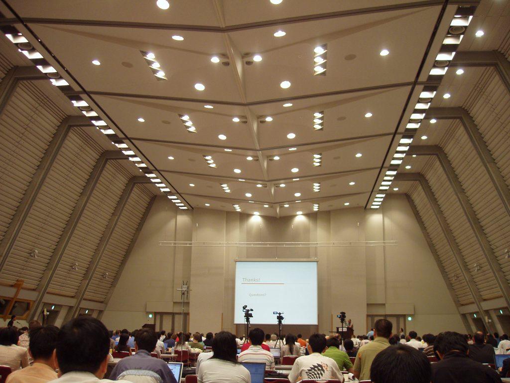 International Conference Centre Kyoto Data Photos