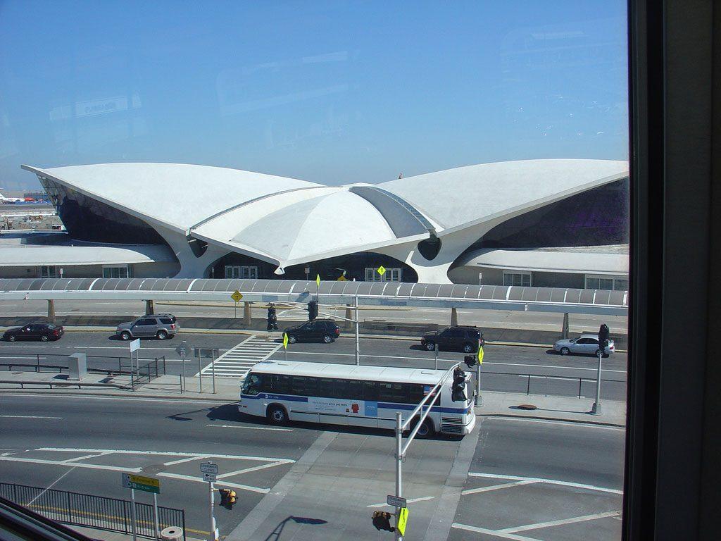 Twa Terminal At Jfk Airport Data Photos Amp Plans