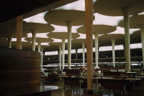 Johnson Wax Building - Data, Photos & Plans - WikiArquitectura