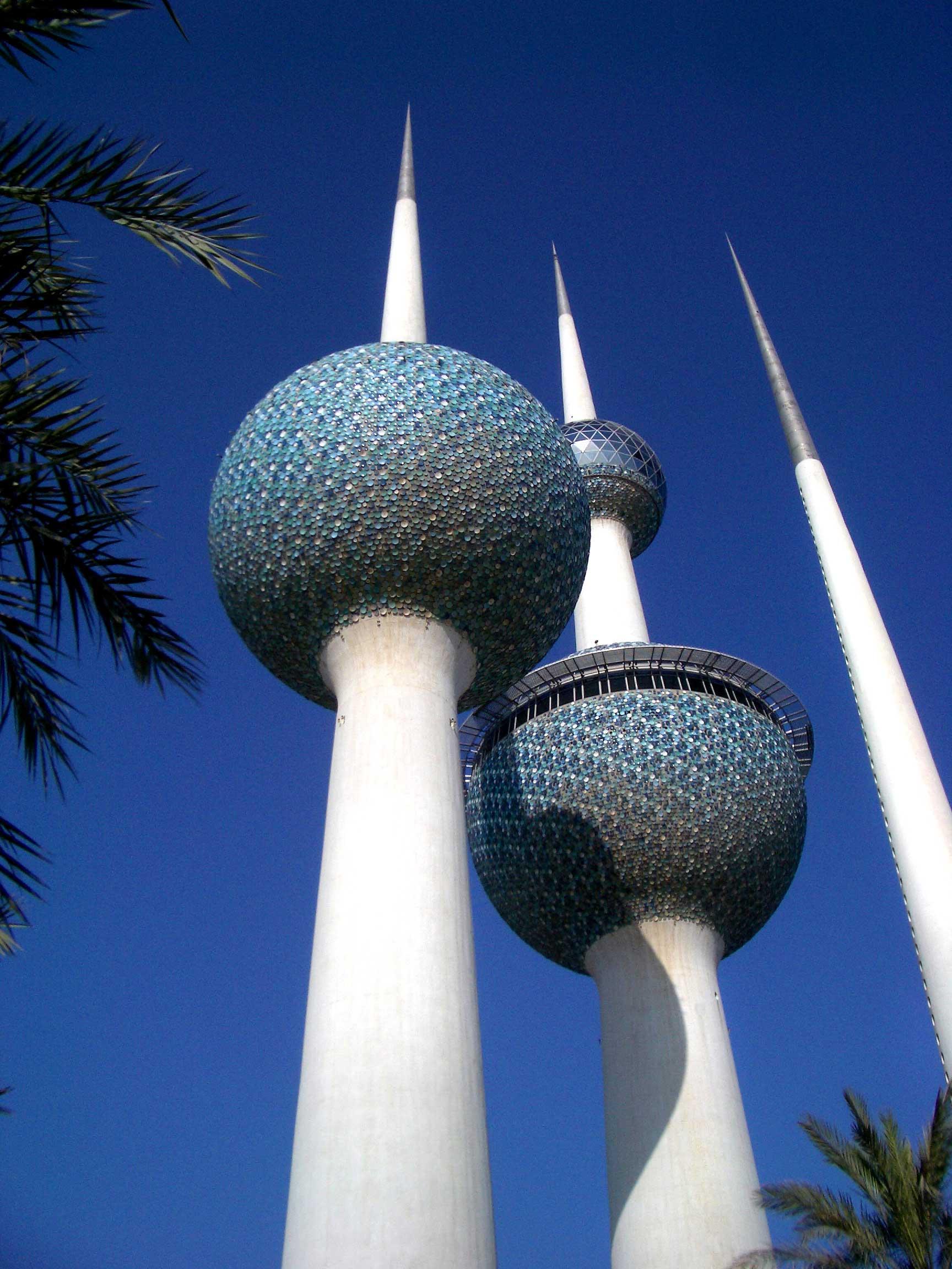 Kuwait Tower Data Photos Amp Plans Wikiarquitectura