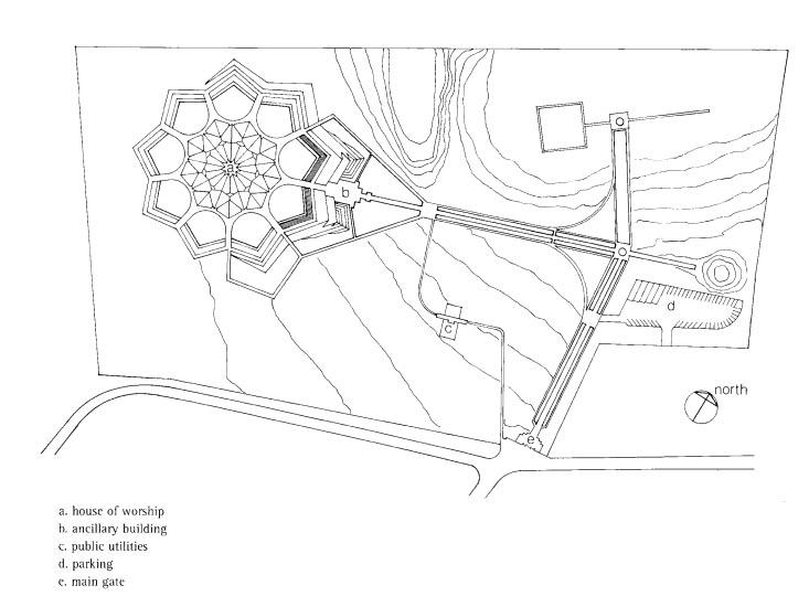 Lotus Temple Baha I House Of Worship Data Photos Plans
