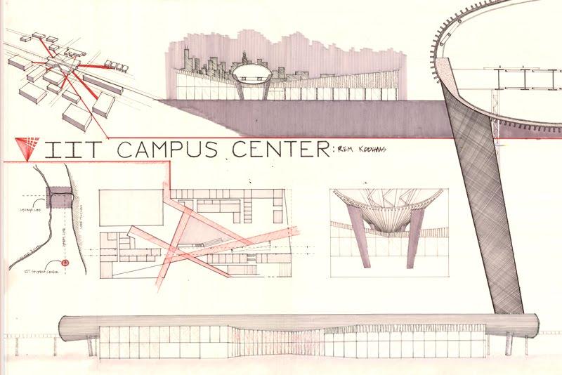 Mccormick Tribune Campus Center Data Photos Amp Plans