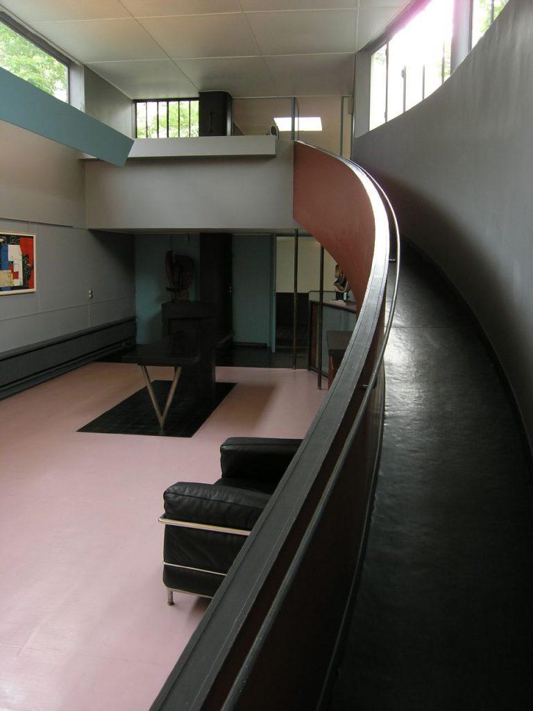 Ville La Roche Le Corbusier Foto