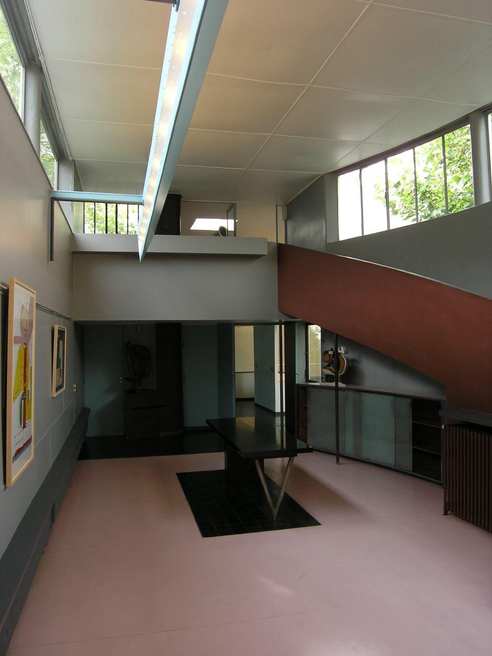 maison la roche 8 wikiarquitectura. Black Bedroom Furniture Sets. Home Design Ideas