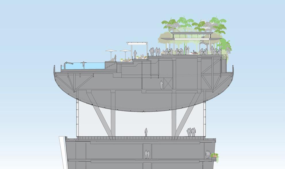 Marina Bay Sands - Data, Photos & Plans - WikiArquitectura