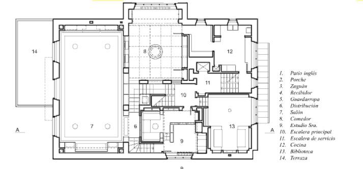 Villa M 252 Ller Data Photos Amp Plans Wikiarquitectura