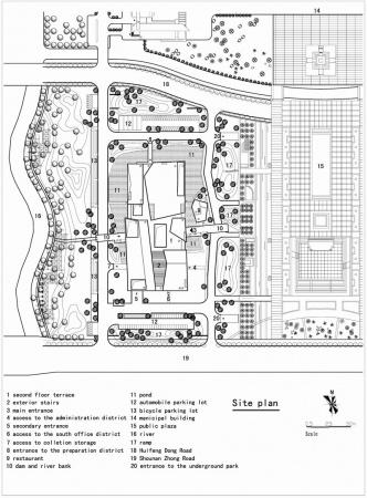 Ningbo Historic Museum Data Photos Amp Plans