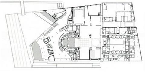 Oslo Opera House Data Photos Amp Plans Wikiarquitectura