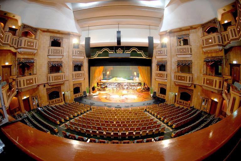 Malaysian National Theatre Istana Budaya Data Photos