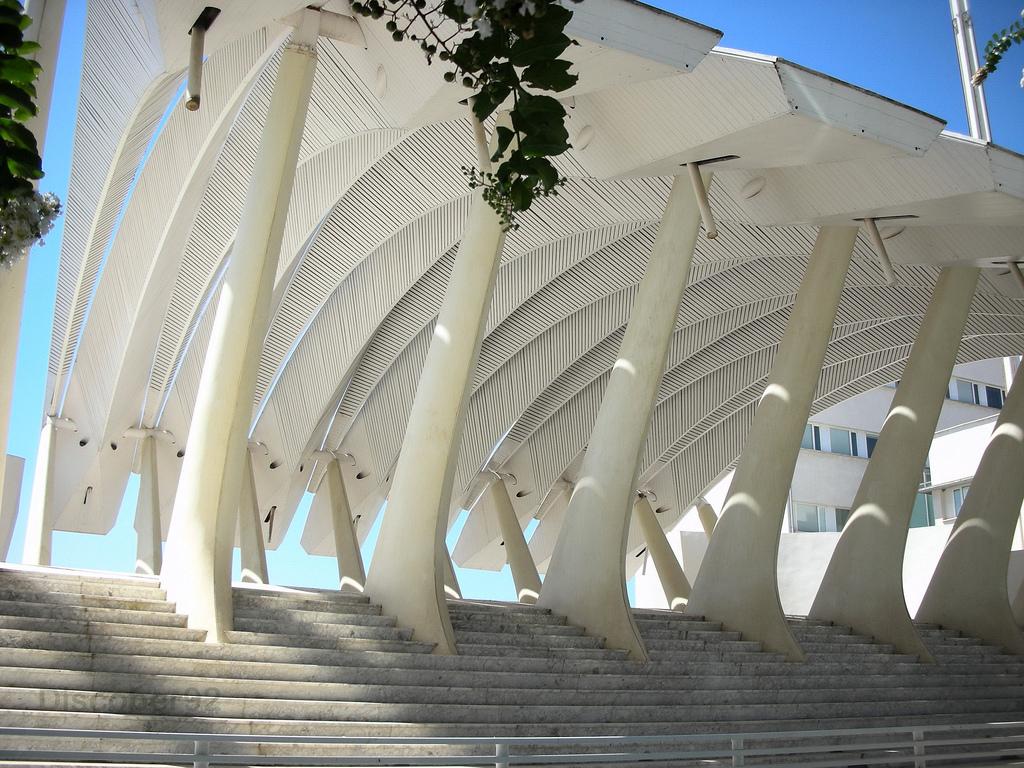 Kuwait Pavilion Expo 92 Data Photos Amp Plans
