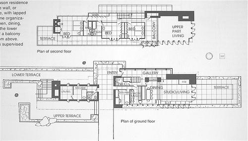Rose Pauson House Data Photos Amp Plans Wikiarquitectura