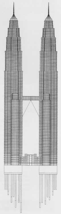 Petronas Towers Data Photos Plans Wikiarquitectura