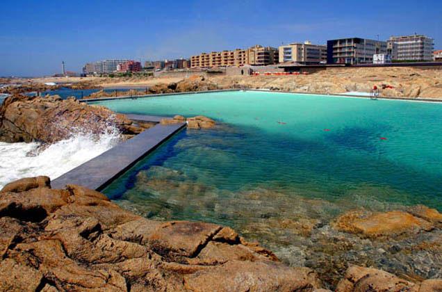 Piscina des mar s data photos plans wikiarquitectura for Piscinas oporto