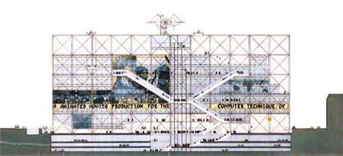Cultural Center George Pompidou Data Photos Amp Plans