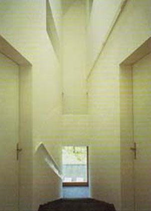 Rudin house interior